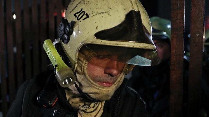 Мурманских спасателей проверили настойкость при температуре 500 градусов