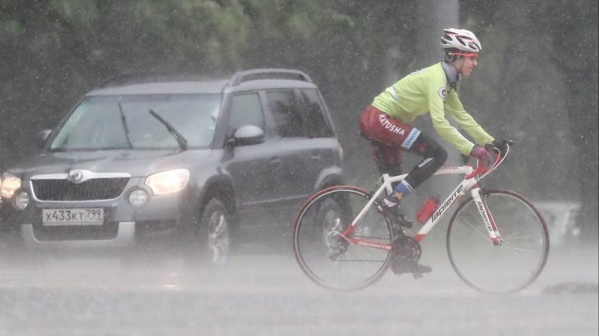 ВГидрометцентре назвали самые дождливые регионы натекущей неделе