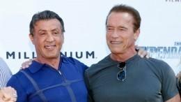 Голливудский броманс: Какие знаменитые актеры связаны крепкой дружбой?