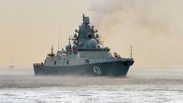 Вооружен иопасен для врагов: Боевой фрегат «Адмирал Касатонов» принят всостав ВМФ России