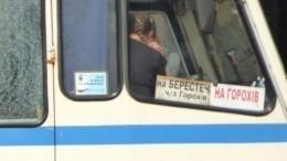 Опубликованы видео сосвобожденными заложниками наУкраине ифото задержанного