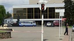 Видео штурма автобуса иосвобождения заложников вукраинском Луцке