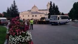 Арсенал оружия найден усообщника террориста, захватившего заложников вЛуцке
