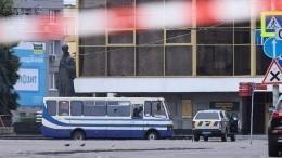 Задержанного вЛуцке террориста ждет психиатрическая экспертиза
