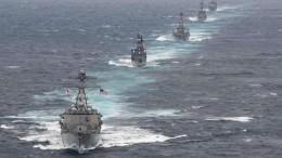 Конгресс США одобрил военный бюджет на$740 миллиардов