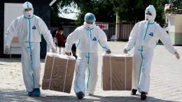Минобороны России направило вКиргизию шесть медицинских бригад илекарства