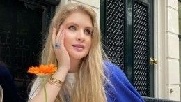 «Губа недура»: Итальянец полез целоваться кдочери Малинина вАмстердаме— видео