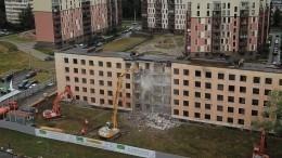Хрущевки Петербурга канут влету: вгороде перезапустили программу реновации