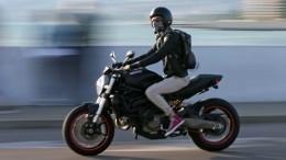 Мотоциклистам запретят лавировать впотоке