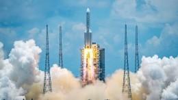 Видео: вКитае успешно стартовала первая миссия кМарсу