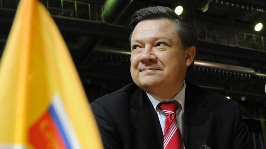 Задолжавшего миллиард долларов налоговой задержали вМоскве