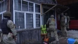 Видео: ФСБ задержала 22 террориста вМоскве, Новосибирске иКрасноярском крае