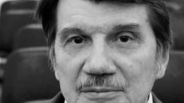 Умер легендарный журналист, создавший курсы для всех студентов России