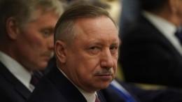 Беглов официально запретил вПетербурге «наливайки»