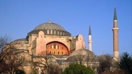 Эрдоган принял участие впервом за86 лет намазе всоборе Святой Софии