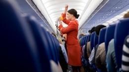 Стюардессы рассказали правила выживания при экстренной посадке