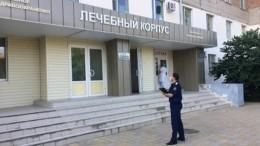 Новорожденный похищен избольницы вРостовской области