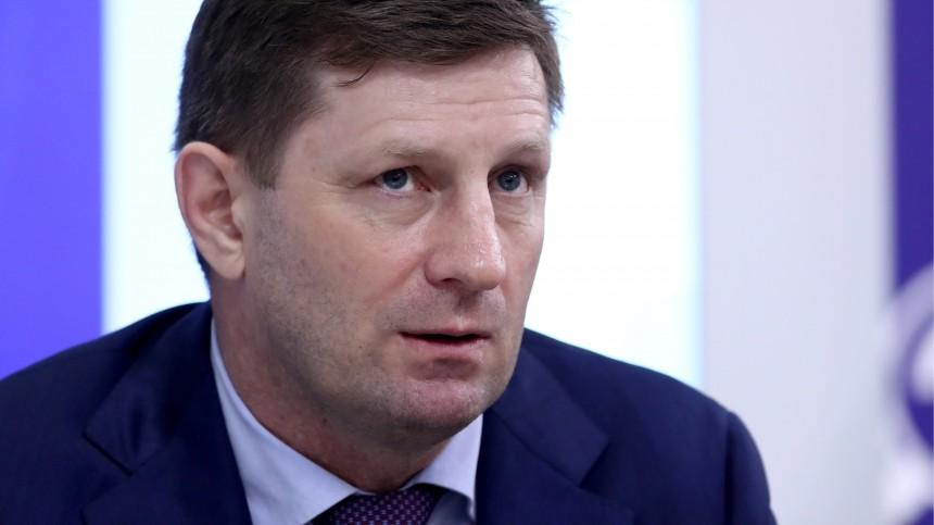 Дегтярев призвал коткрытому суду над Фургалом