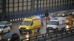 Такси влетело вмаршрутку наюго-востоке Москвы. Есть пострадавшие
