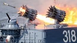 Как прошли парады боевых кораблей вДень ВМФ вразных регионах России— видео