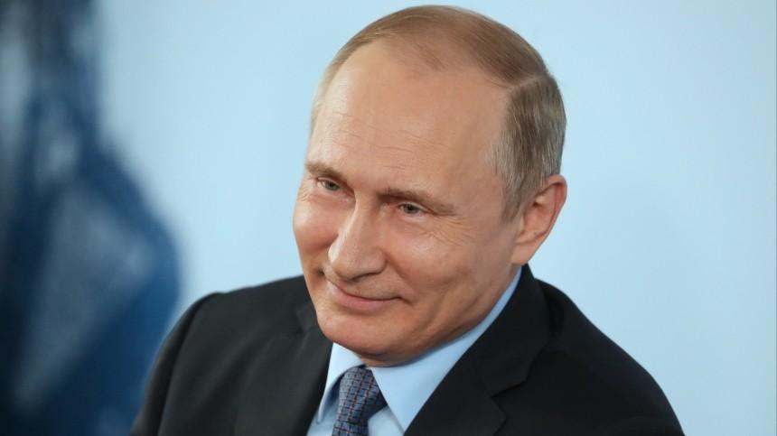 «Даладно!»— Путин неповерил, что российских судостроителей никто некритикует
