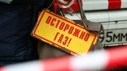 Взрыв газа прогремел вСтаврополе