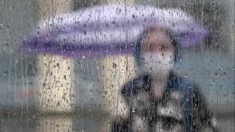 Москва ушла под воду! Сильнейший ливень затопил десятки улиц встолице