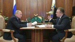 Путину рассказали ограндиозных планах развития кораблестроения