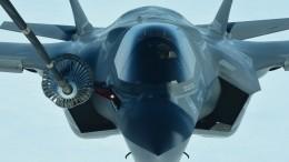 Польша испугалась размещать истребители F-35 Lightning II вблизи Калининграда