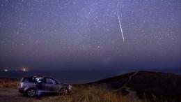 Астроном рассказала, как правильно смотреть звездопад дельта-Аквариды