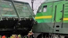Пофакту столкновения поездов вПетербурге возбуждено уголовное дело