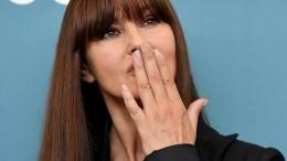 «Исчезает шедевр»: Постаревшая Моника Беллуччи расстроила фанатов