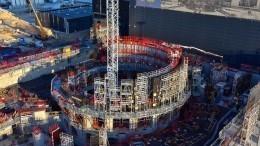 ВоФранции стартовала сборка уникального термоядерного реактора