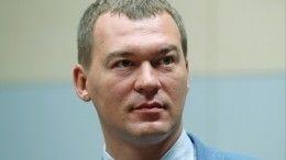 Дегтярев возьмет наличный контроль стройки вКомсомольске-на-Амуре