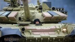 Видео: преодолевший реку российский танк шокировал журналистов изАргентины