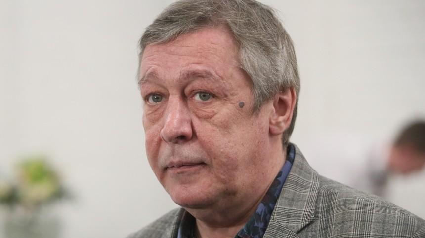 Адвокат объяснил, почему Михаил Ефремов отказался признавать вину в«пьяном» ДТП