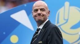 ВШвейцарии прокуратура возбудила уголовное дело против главы ФИФА Инфантино