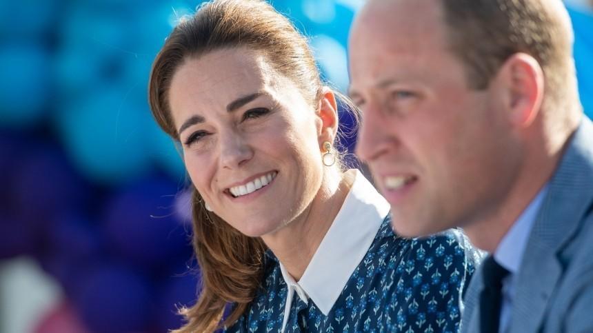 «Понятия неимею, зачем это сделал!»— принц Уильям осамом необычном подарке для Кейт