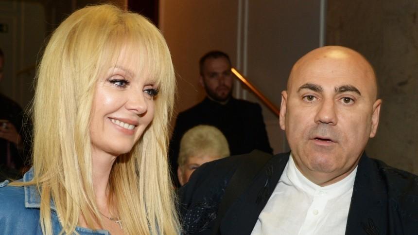 «По-другому сним нельзя»: Валерия прокомментировала угрозы Пригожина Шнурову