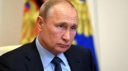 Путин ичлены Совбеза ожидают скорого освобождения россиян вБелоруссии— Песков