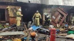 Два человека едва непогибли при мощном взрыве вЧереповце