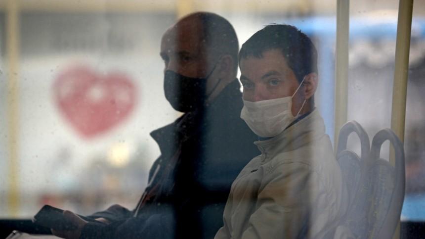 Отказ отношения маски вусловиях пандемии врач назвал главной ошибкой россиян