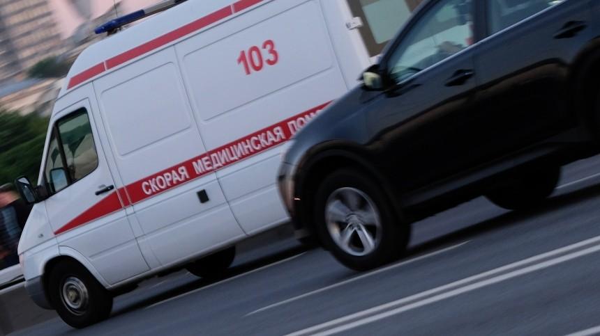 Жуткие фото сместа ДТП под Самарой, где пятеро погибли