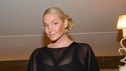 Волочкова рассказала, как врачи едва непогубили ееотца