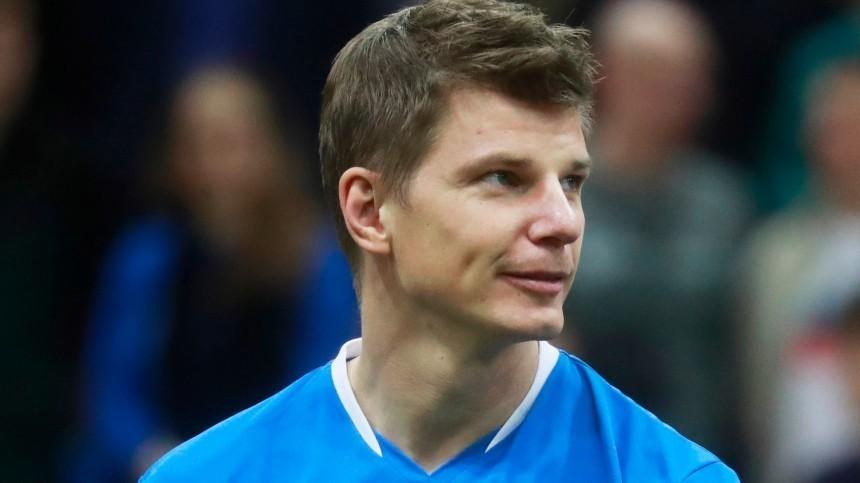 Аршавин будет отвечать замолодежный футбол в«Зените»