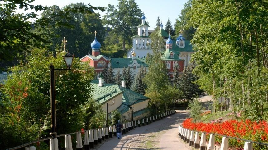 ВПсковской области открылась выставка, посвященная жизни одного изсамых известных старцев