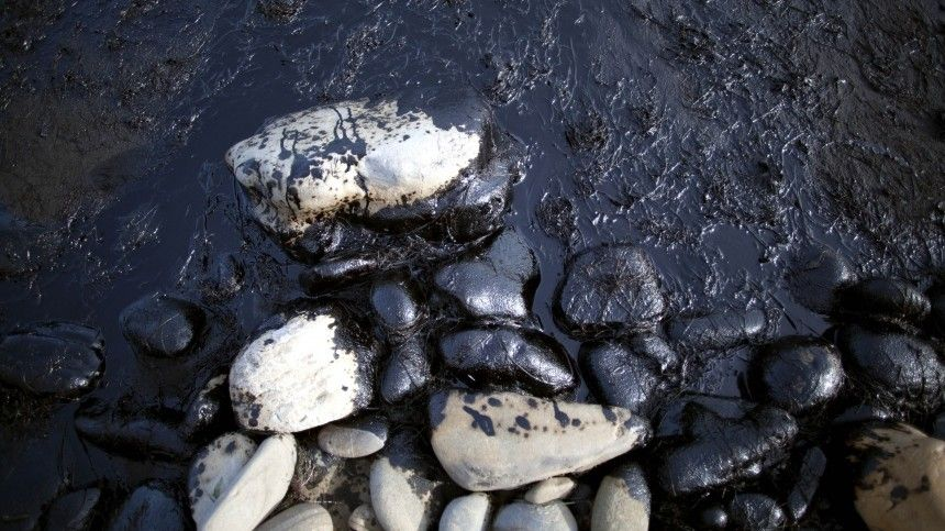Крупным разливом нефти вАмурской области заинтересовались вСКипрокуратуре