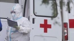 Количество случаев коронавируса вМоскве запоследний месяц снизилось на45%