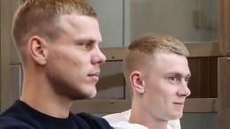 Защита Кокорина будет добиваться компенсации после отмены приговора