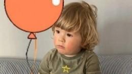 «Мальчики неплачут!»— Екатерина Стриженова поделилась милым видео свнуком